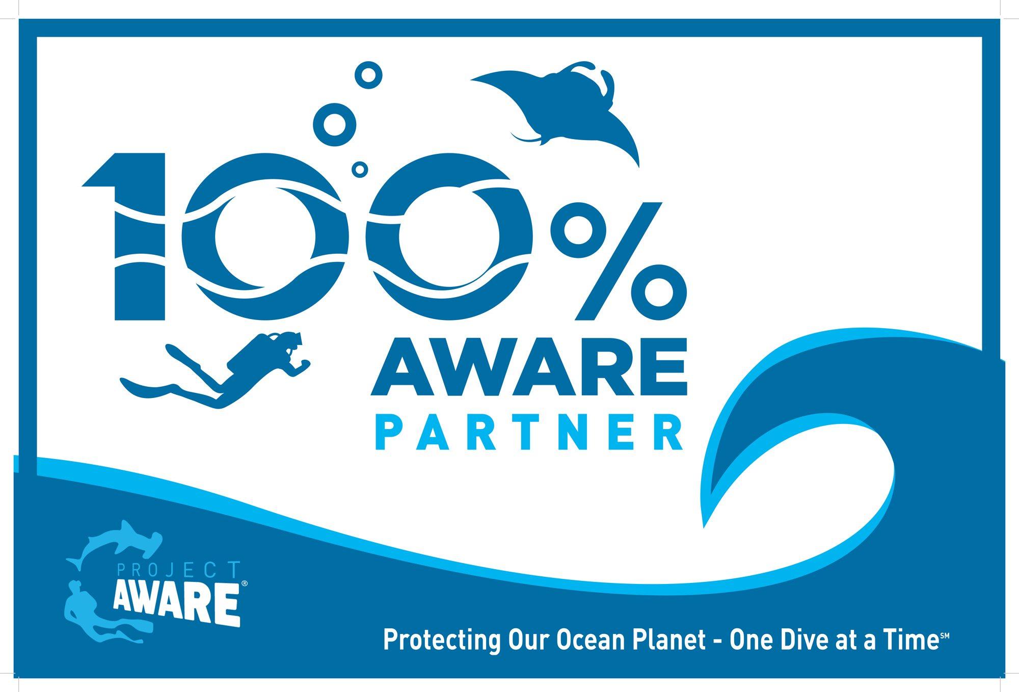 100% AWARE Partner