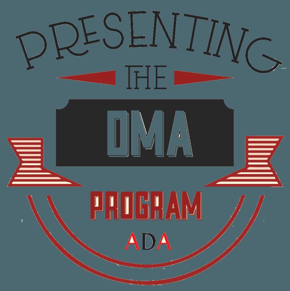 ADA DMA Program Logo