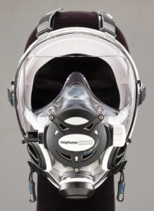 Ocean Reef Full face mask White