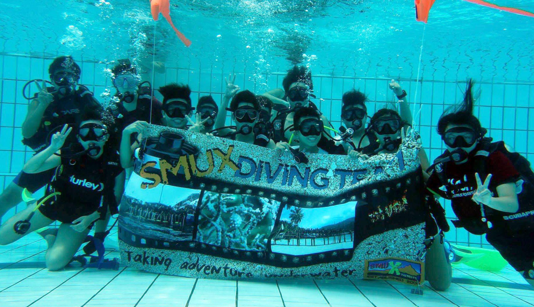 Smux Dive Camp 2015
