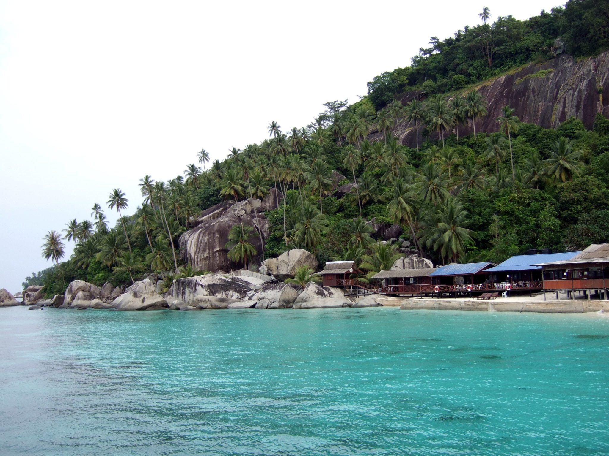 Throwback Pulau Dayang