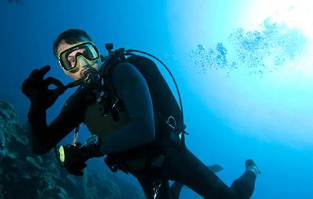 Advanced Diver   Amazing Dive