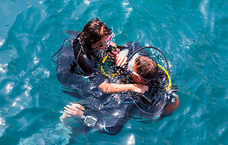 Rescue Diver   Amazing Dive