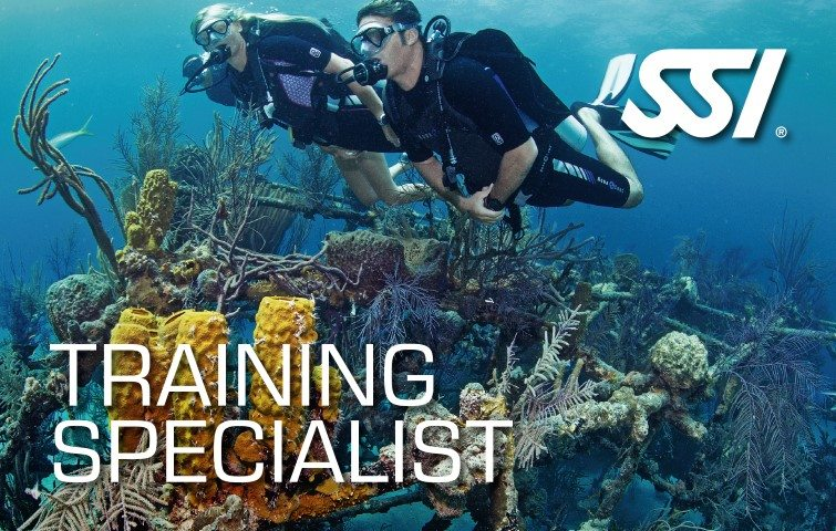 SSI Training Specialist | SSI Training Specialist Course | Training Specialist | Diving Course | Amazing Dive