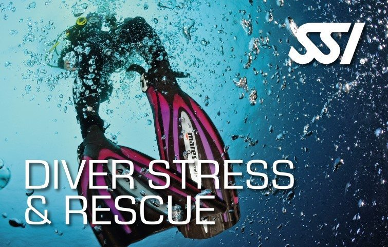 SSI Diver Stress Rescue | SSI Diver Stress Rescue Course | Diver Stress Rescue | Specialty Course | Diving Course | Amazing Dive