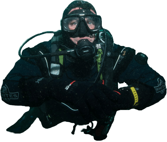 Dry Suit Diving | Amazing Dive