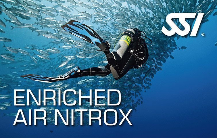 SSI Enriched Air Nitrox | SSI Enriched Air Nitrox Course | Enriched Air Nitrox | Specialty Course | Diving Course | Amazing Dive