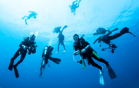 Open Water Instructor | Amazing Dive