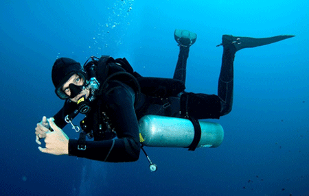 Recreational Sidemount | Amazing Dive