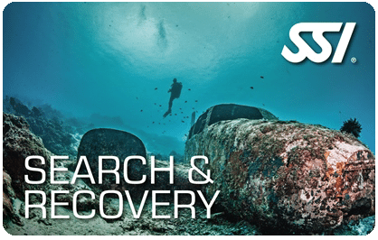 SSI Search & Recovery | SSI Search & Recovery Course | Search & Recovery | Specialty Course | Diving Course | Amazing Dive