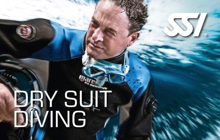 SSI Dry Suit Diving Course