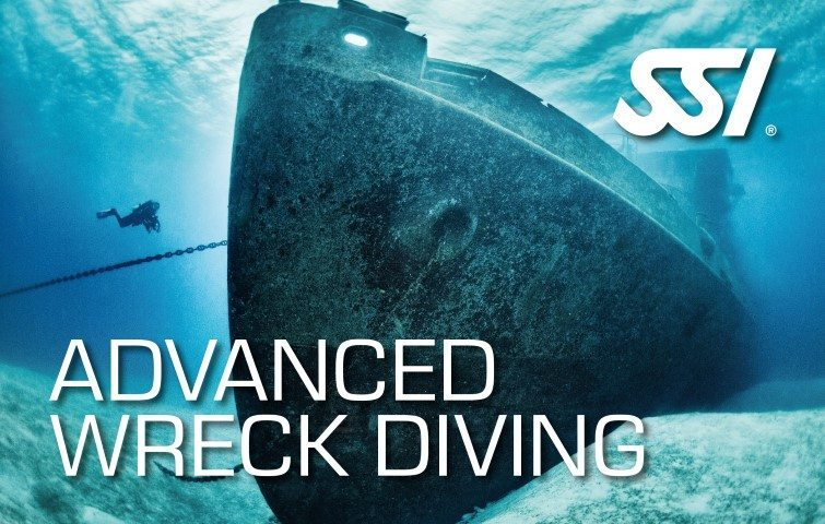 SSI Advanced Wreck Diving Course