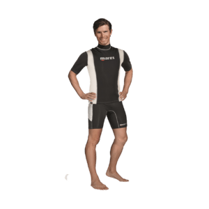 Mares Fire Skin Short sleeve Rashguard