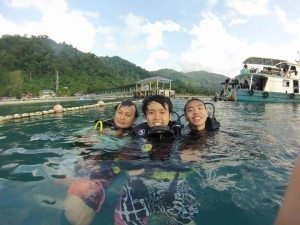 happy leisure divers