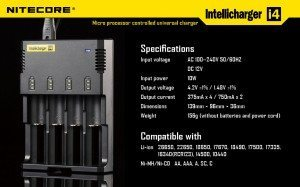 i4 Specifications