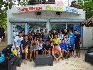 Malapascua with Thresher Shark Divers!