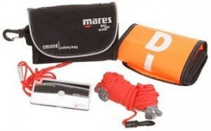 mares cruise safety bag