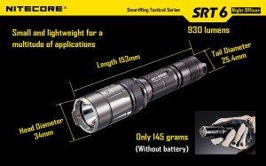 SRT 6 Dimensions