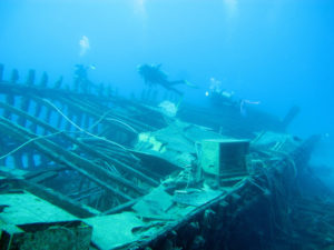 Beginners Guide to Wreck Diving