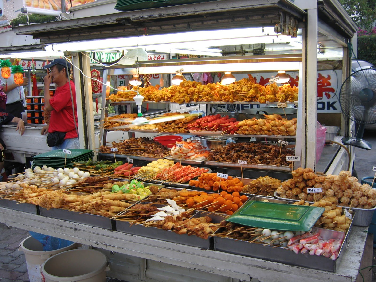 Dive trip to the Philippines: Top 5 streets food to try after the dive