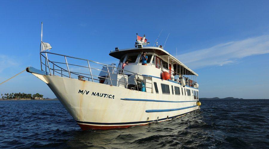 克服晕船MV Nautica