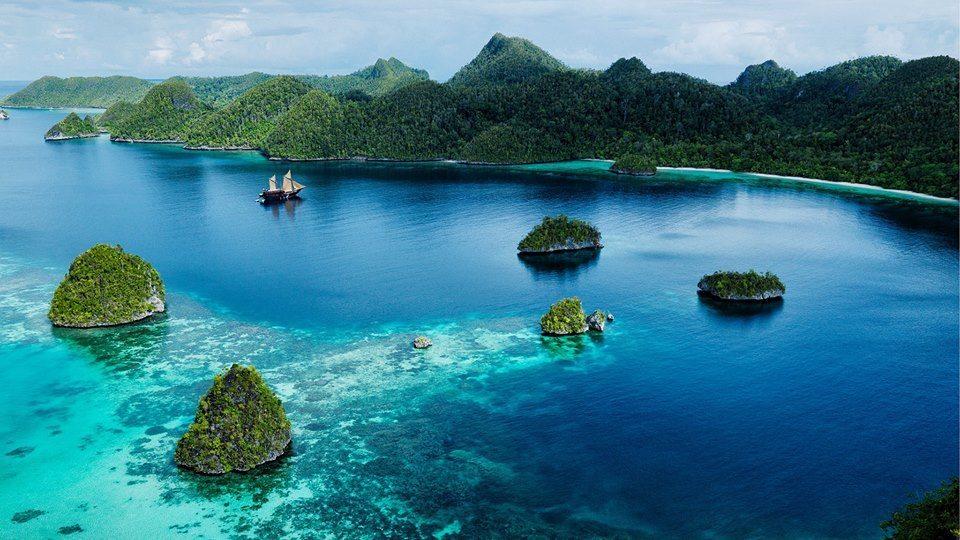 四王岛海岛