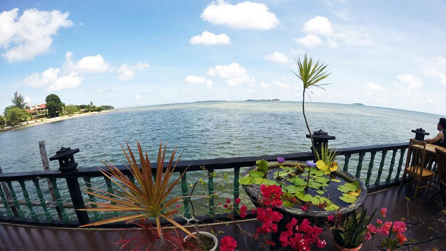 民丹岛码头Bintan
