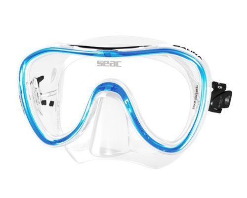 Seac Sub Set Tris Sprint Snorkeling Set for Adult | Best Scuba Mask