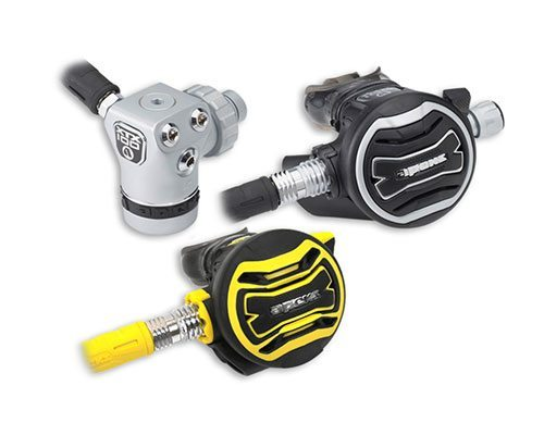 Apeks XTX100 Regulator + XTX40 Octopus Set | Best Scuba Regulators