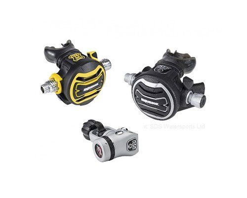 Apeks XTX100 Regulator + XTX50 Octopus Set | Best Scuba Regulators