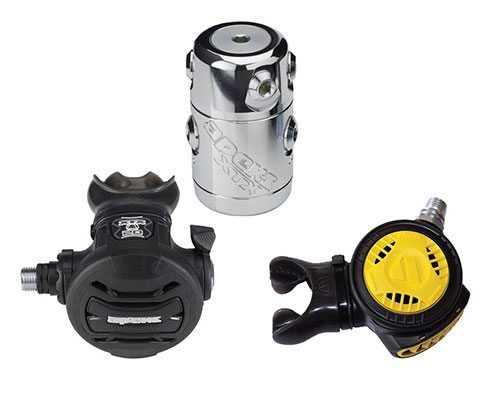 Apeks XTX20 Regulator + Egress Octopus-Set | Best Scuba Regulators