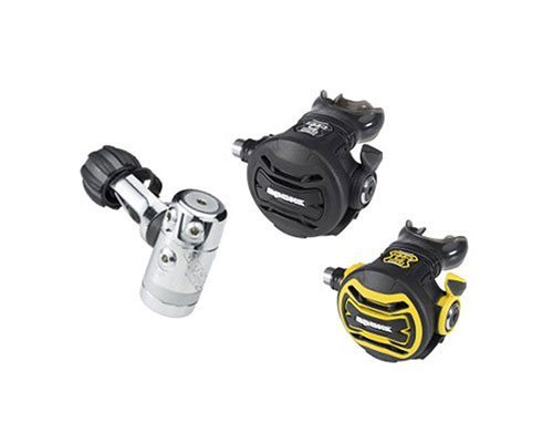Apeks XTX20 Regulator + XTX20 Octopus-Set | Best Scuba Regulators