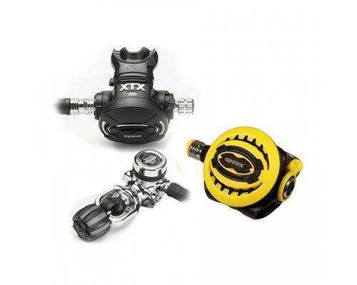 Apeks XTX200 Regulator + XTX20 Octopus Set | Best Scuba Regulators