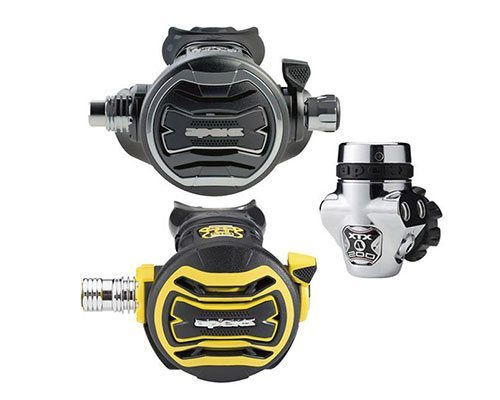Apeks XTX200 Regulator + XTX40 Octopus Set | Best Scuba Regulators
