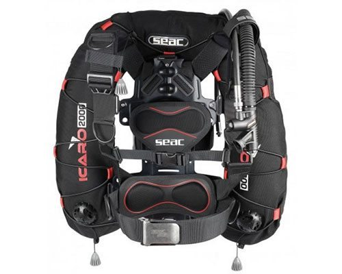 Best Scuba BCD Harness