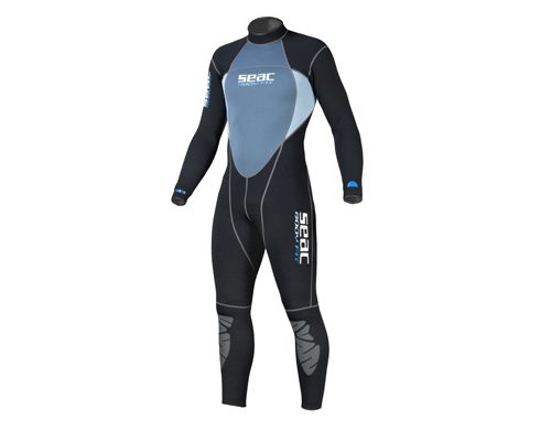 Seac Sub Mens Body Fit Wetsuit