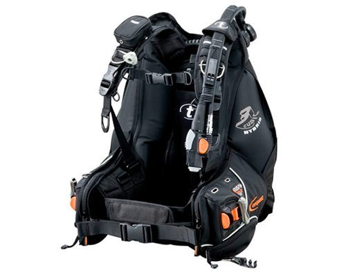 Tusa Conquest Bcd Best Scuba Back Inflation