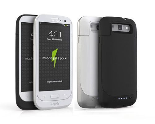 Mophie Galaxy S3 Juice Pack 2300 mAh Battery Case | Best
