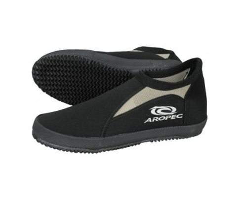 Aropec 2.5mm Low Cut Quickdrying Mesh & Neoprene Aquatic Shoe
