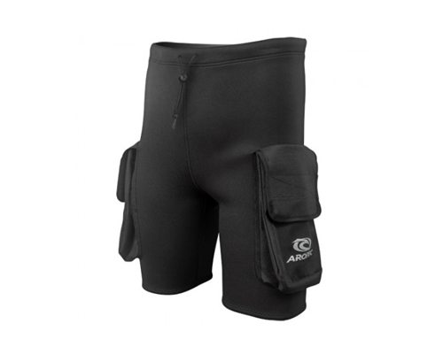 Aropec 2mm Shorts with Hip Pockets
