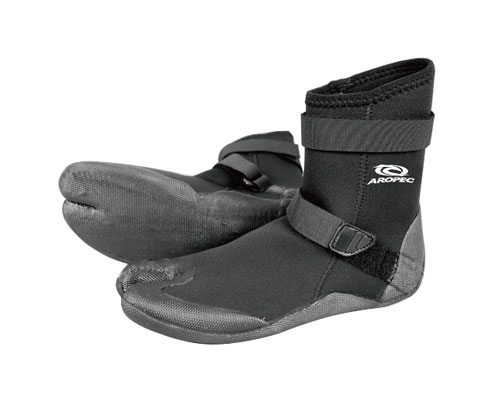 Aropec 3mm High Cut Split-Toe Surfboot