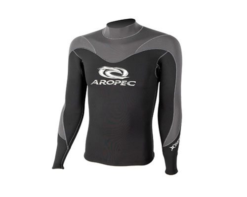 Aropec Peak 2mm Neoprene Rashguard