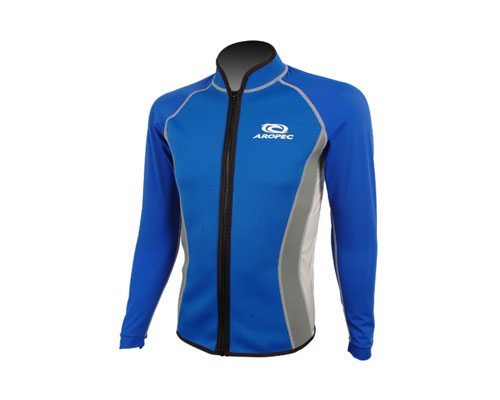Aropec Lycra Swimming Jacket 1.5mm Neoprene with Aropec Logo