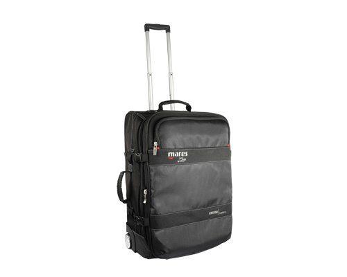 Mares cruise captain trolley bag 48l best dive bags best scuba deals - Mares dive bag ...