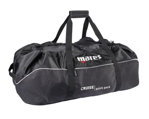 Mares Cruise Quick Pack Bag 137.6L | Best Dive Bags