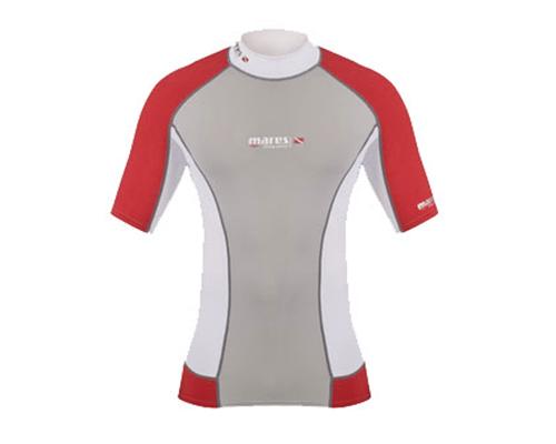 Mares DC Short Sleeves Unisex Rashguard | Best Scuba Rashguard
