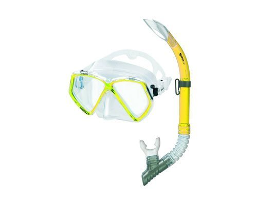 Mares Ghilbi Mask & Snorkel Set | Best Sciba Mask | Best Scuba Snorkels
