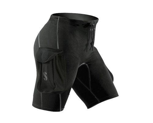 Scubapro Hybrid Shorts with Cargo Pockets | Best Scuba Trousers