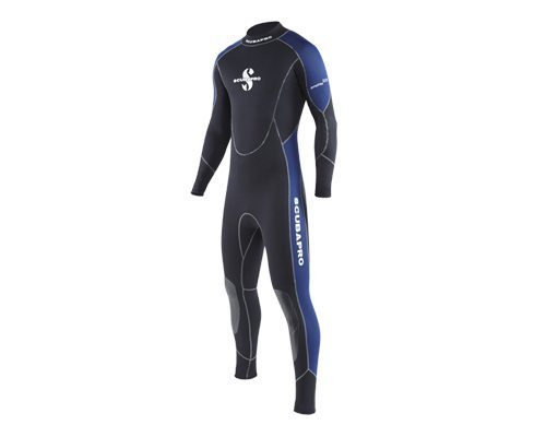 Scubapro Profile 3mm Wetsuit for Men with Zippers | Best Scuba Wetsuits