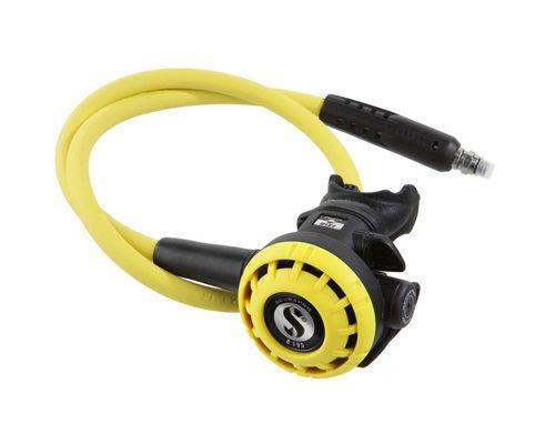 Scubapro R195 Octopus with 39 Hose | Best Scuba Regulators